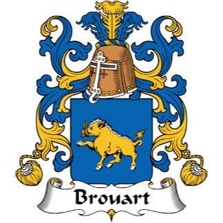 Brouart Family Crest