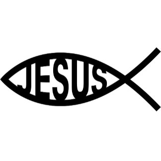 Jesus Fish Symbol