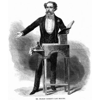 Charles Dickens' Last Reading
