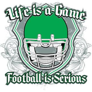 Football Game Green