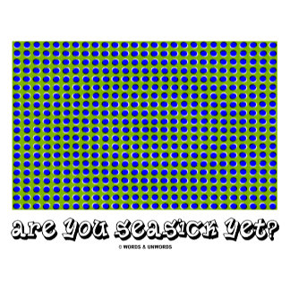Are You Seasick Yet? (Motion Illusion)