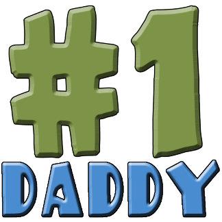 #1 Dad Number 1 Dad