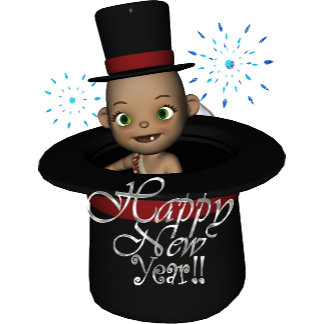 New Years Eve Ties