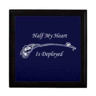 Half My Heart is Deployed