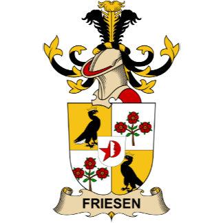 Friesen Coat of Arms