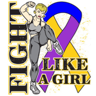Bladder Cancer Fight Like A Girl Kickin Butt