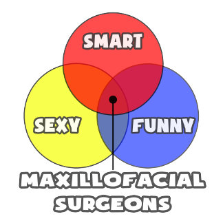Venn Diagram .. Maxillofacial Surgeons