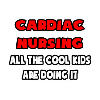 Funny Cardiac Nurse Shirts and Gifts