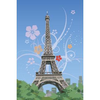 France, Paris, Eiffel Tower, Capital Cities
