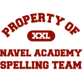 Navel Spelling Team