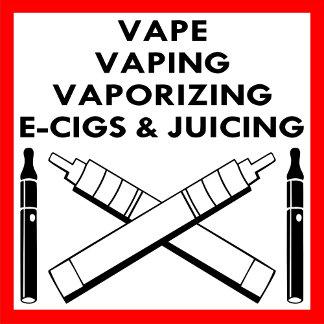 Vape, Vaping, E-Cigs