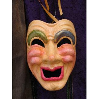 Venetian Masks and Murano Glass Art