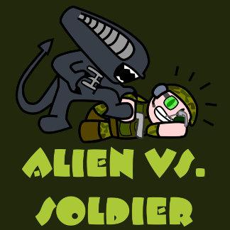 Alien vs. Soldier
