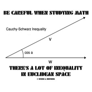Be Careful When Studying Math Lot Of Inequality