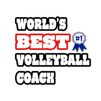 World's Best Volleyball Coach