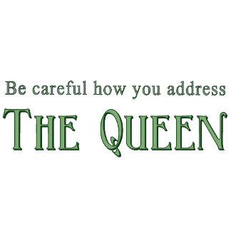 The Queen!