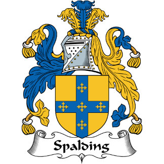 Spalding Family Crest