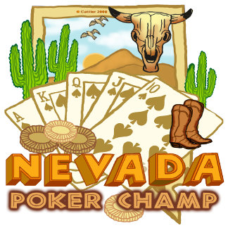 Nevada Poker Champion