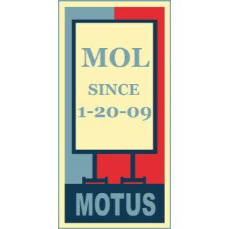 MOTUS: MOL SINCE 1-20-09