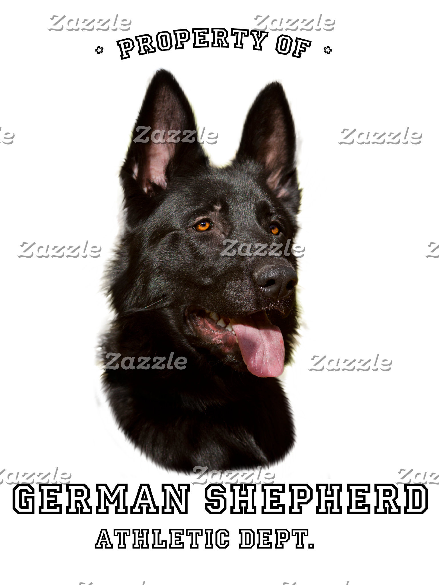 German Shepherd Athletics
