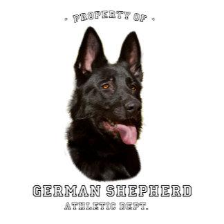 German Shepherd Athletics