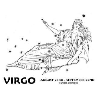 Virgo (August 23rd - September 22nd)