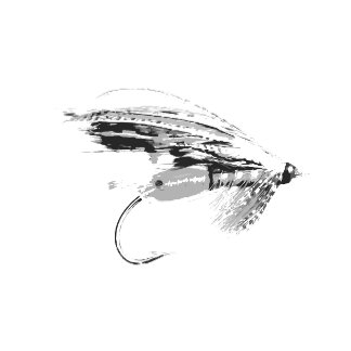 Vintage Fly fishing lure