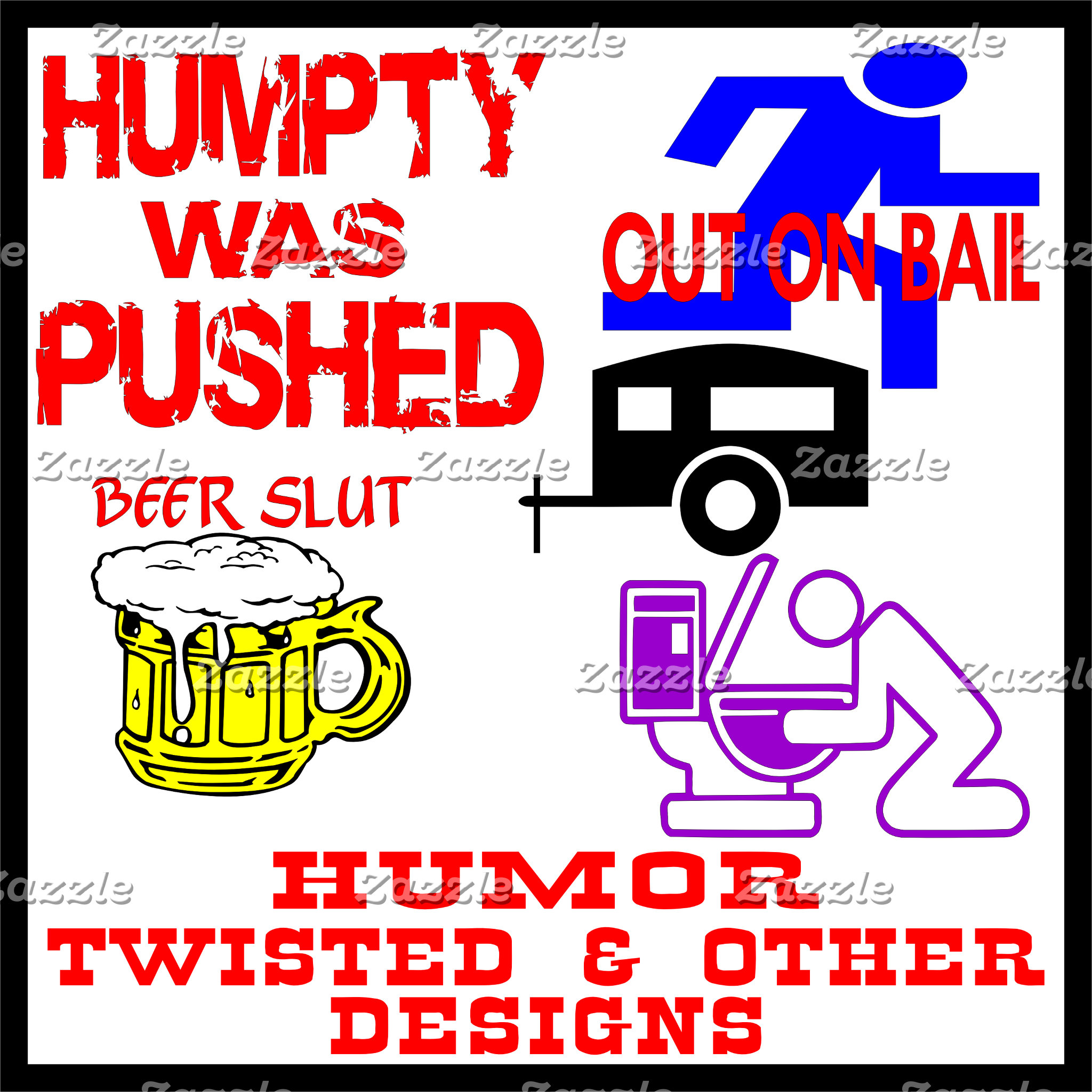 Humor - Twisted & Other