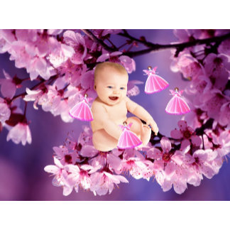 * A baby in Spring