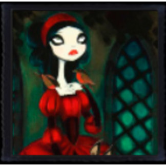 Dark Fairy Tale Character Collection
