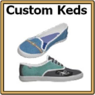* KEDS Custom SHOES