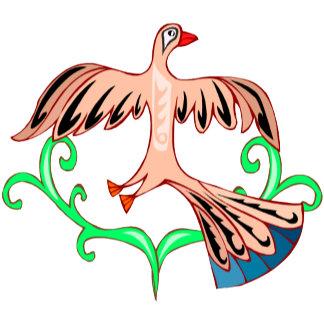 Abstract Bird (B)