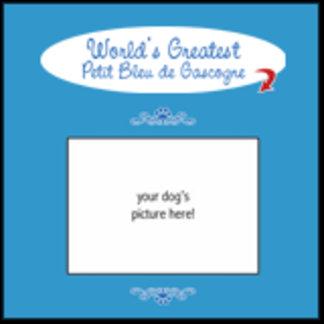 Custom World's Greatest Petit Bleu de Gascogne