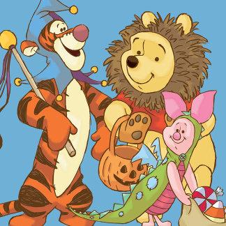 Winnie the Pooh Halloween