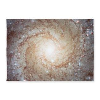Galactic Vortex M74