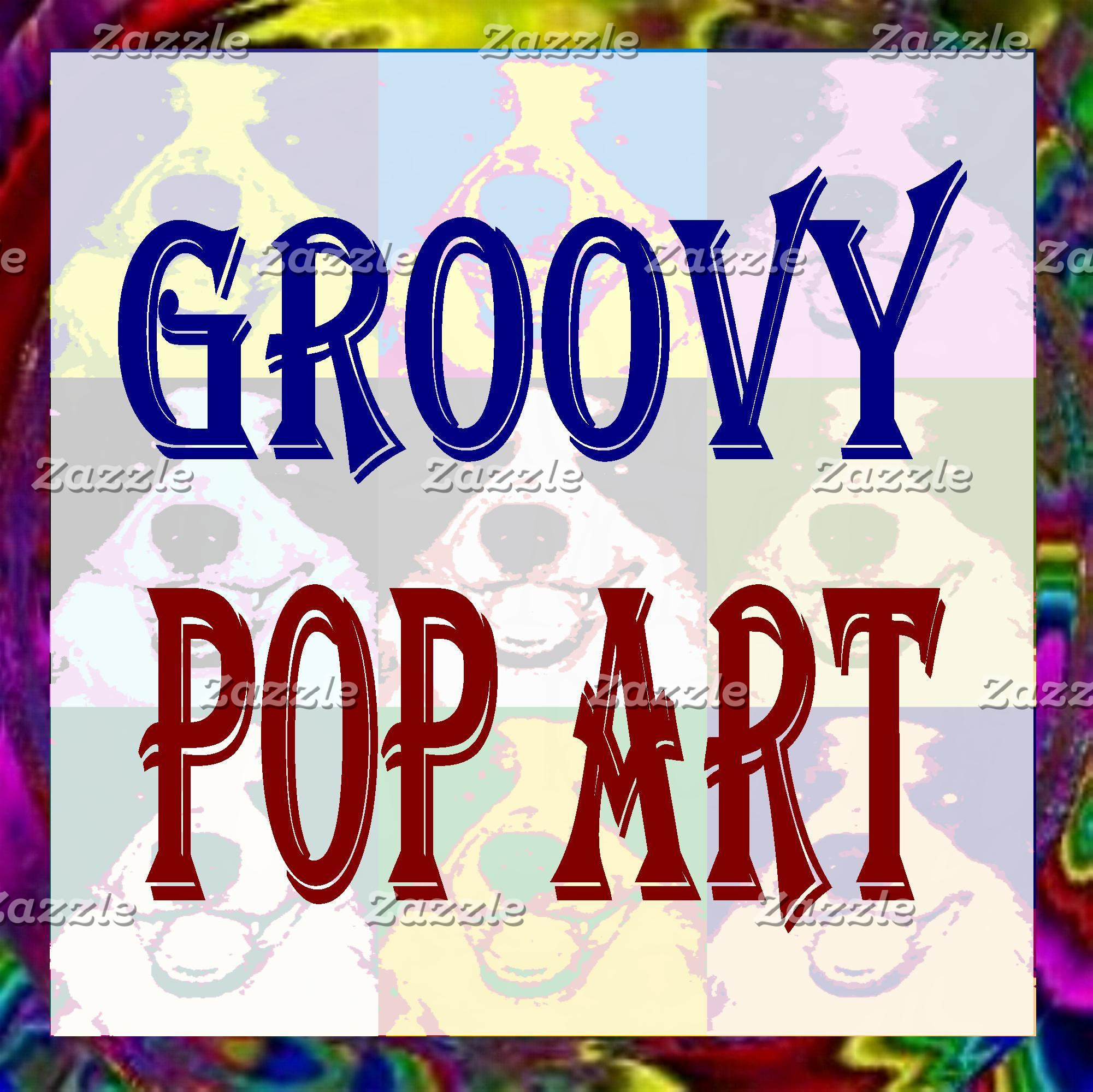 Groovy Pop Art