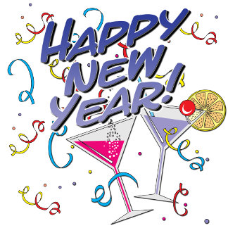 Happy New Year T-shirts, Jewelry, New Years Gear