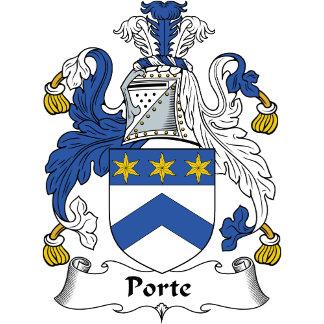 Porte Family Crest