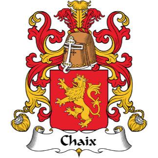 Chaix Family Crest