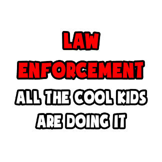 Funny Police Officer Shirts