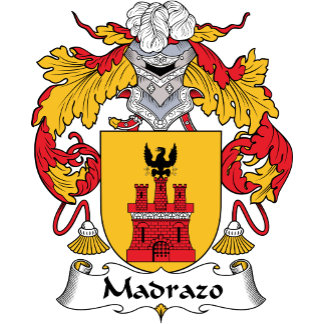 Madrazo Family Crest
