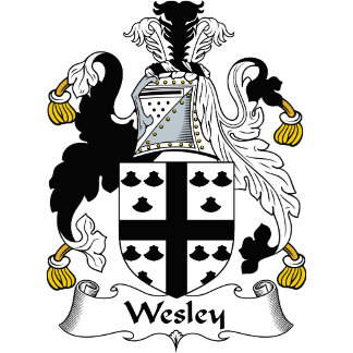 Wesley Family Crest