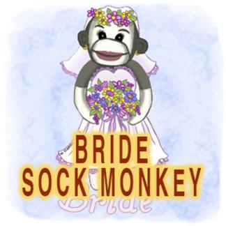 Sock Monkey Bride