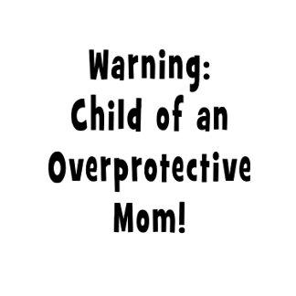 child of overprotective mom black