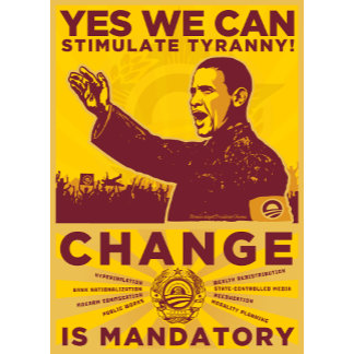 CHANGE IS MANDATORY