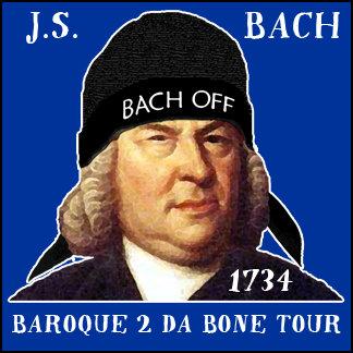 J.S. Bach Baroque 2 Da Bone Tour