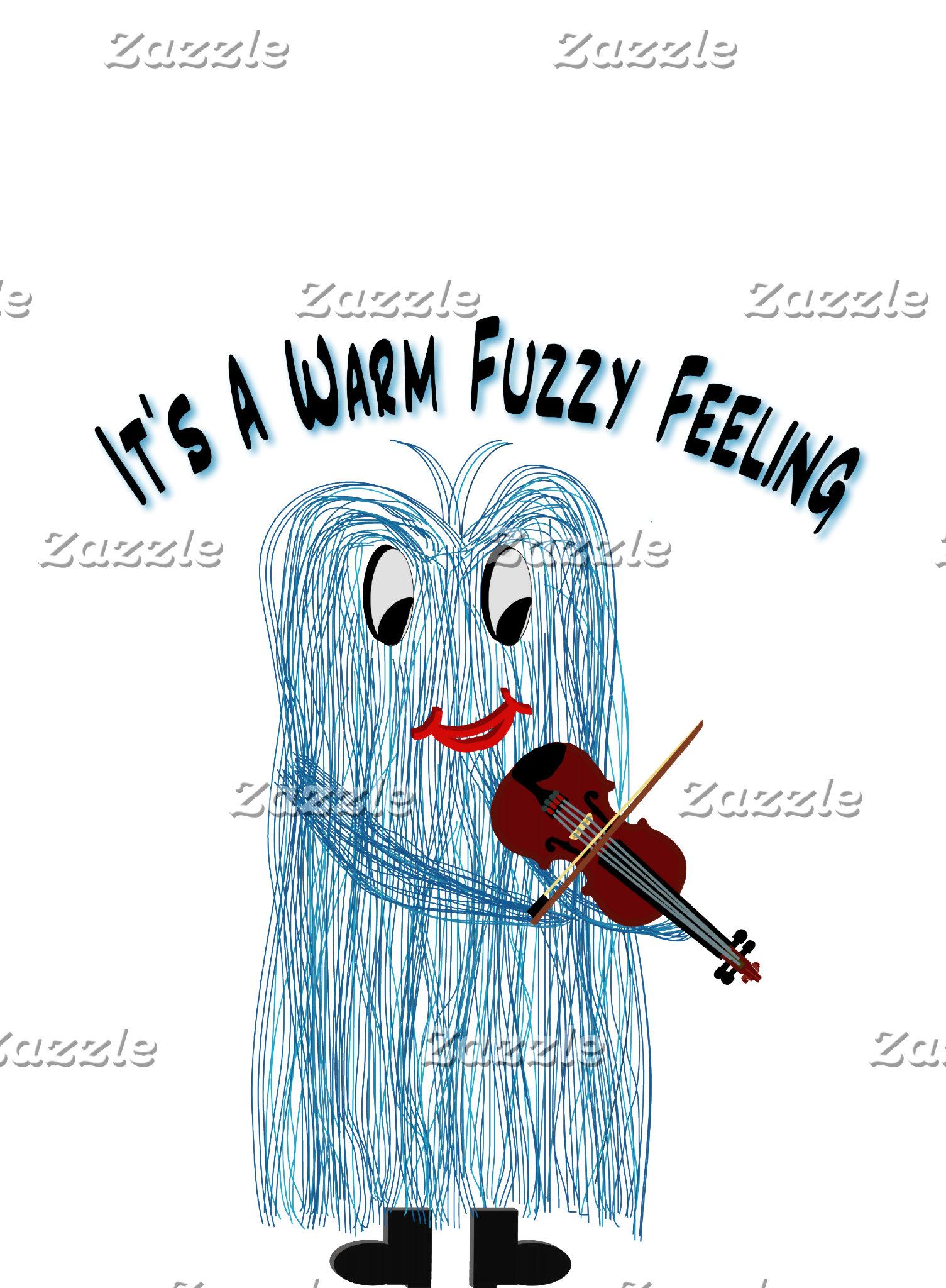Music Teachers: Get a Warm Fuzzy Feeling