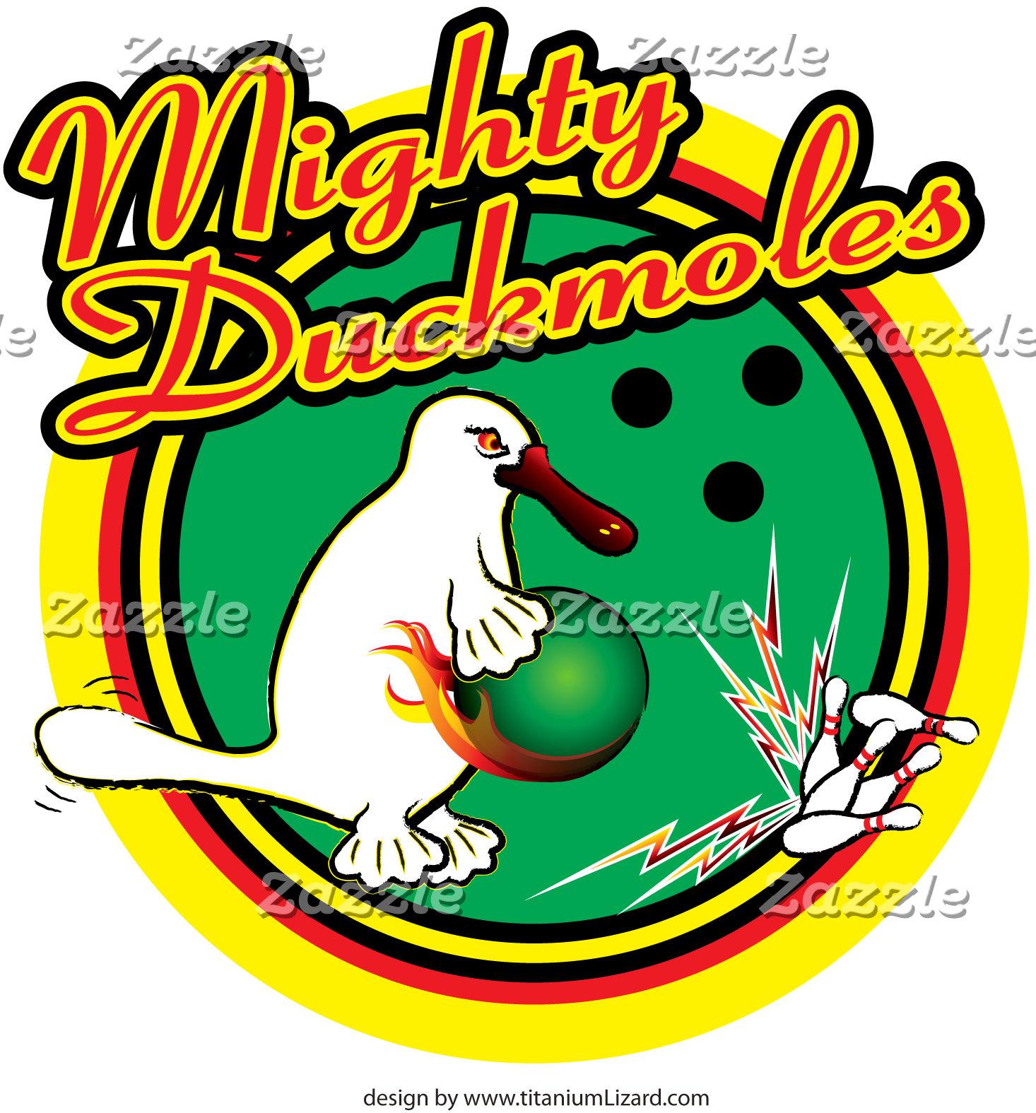 Mighty Duckmoles