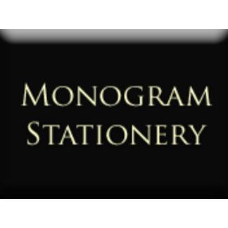 Monogram - Stationery