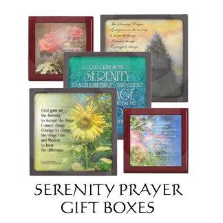 Serenity Prayer Gift Boxes